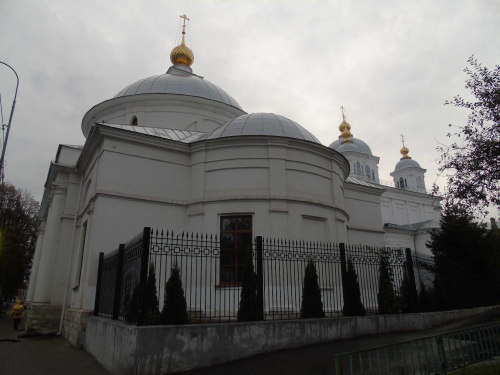 Ярославская область, Ярославль, город, Ярославль. Казанский монастырь, фотография. архитектурные детали
