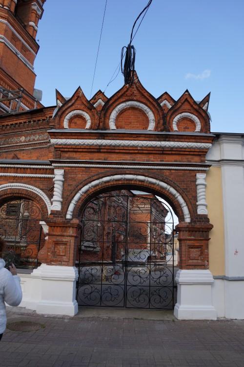 Церковь Сретения Господня, Ярославль