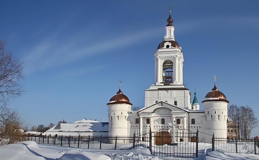 Авраамиевский Богоявленский монастырь, Ростов