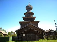 Белозерск. Илии Пророка, церковь