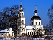 Церковь Рождества Пресвятой Богородицы в Рудневе - Руднево - Троицкий административный округ (ТАО) - г. Москва