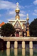 Церковь Марии Магдалины - Дармштадт - Германия - Прочие страны