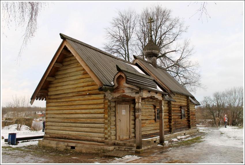 Церковь Димитрия Солунского, Старая Ладога