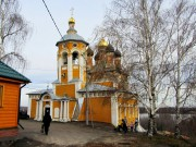 Церковь Николая Чудотворца (Николо-Набережная) - Муром - Муромский район и г. Муром - Владимирская область