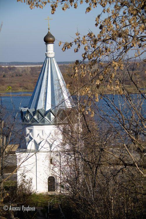Владимирская область, Муромский район и г. Муром, Муром. Церковь Космы и Дамиана, фотография. фасады