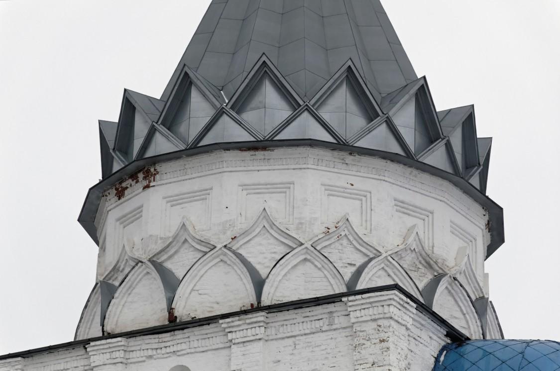Владимирская область, Муромский район и г. Муром, Муром. Церковь Космы и Дамиана, фотография. архитектурные детали