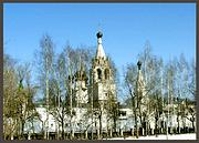 Троицкий женский монастырь - Муром - Муромский район и г. Муром - Владимирская область