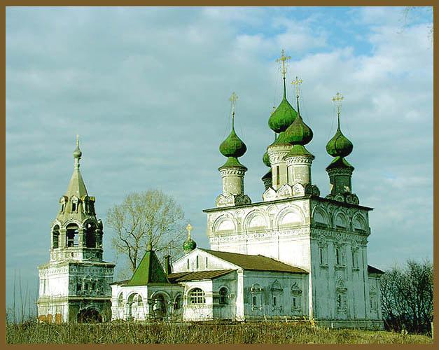 Владимирская область, Муромский район и г. Муром, Муром. Воскресенский монастырь, фотография. фасады