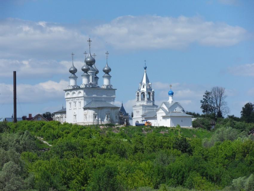Воскресенский монастырь, Муром