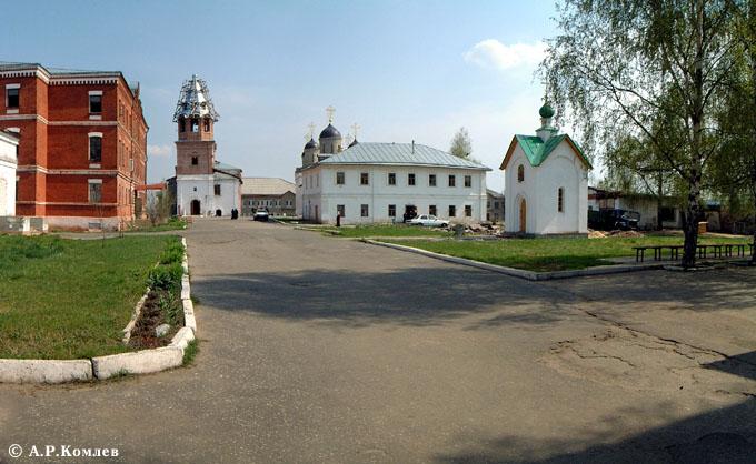 Спасский мужской монастырь, Муром