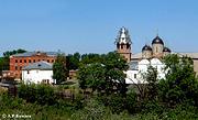 Муром. Спасский мужской монастырь