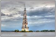 Калязин. Николая Чудотворца, колокольня собора