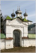 Церковь Иоанна Богослова в Ипатьевской слободе - Кострома - Кострома, город - Костромская область