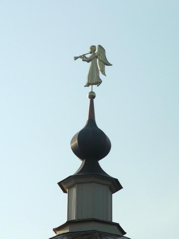 Брянская область, Брянский район, Супонево. Свенский Успенский монастырь, фотография. архитектурные детали
