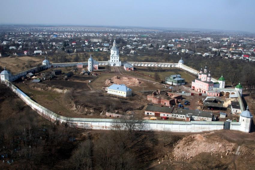 Свенский Успенский монастырь, Супонево