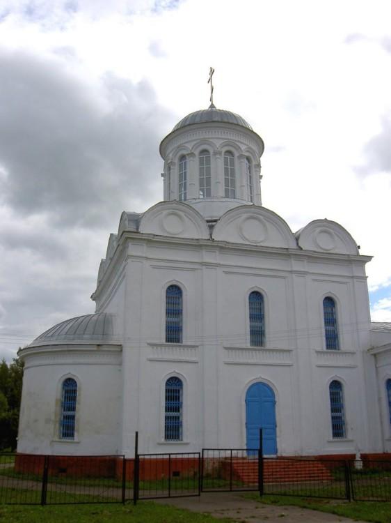 Церковь Спаса Нерукотворного Образа, Ивашково