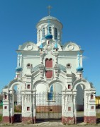 Церковь Спаса Нерукотворного Образа - Ивашково - Шаховской городской округ - Московская область