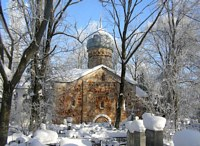 Церковь Рождества Христова на Красном поле - Великий Новгород - Великий Новгород, город - Новгородская область