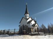 Московский район. Георгия Победоносца на Средней Рогатке, церковь