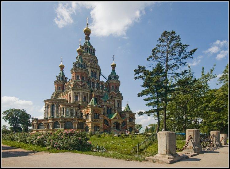 Собор Петра и Павла в Новом Петергофе, Санкт-Петербург