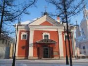 Василеостровский район. Трёх Святителей, церковь