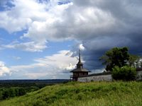 Морозовица. Троице-Гледенский монастырь
