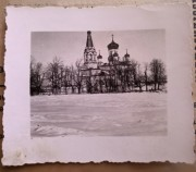 Церковь Александры Римской на Бабигонских высотах - Низино - Ломоносовский район - Ленинградская область