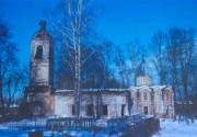 Трубино. Сергия Радонежского, церковь