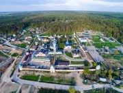 Оптина Пустынь - Козельск (Оптино) - Козельский район - Калужская область