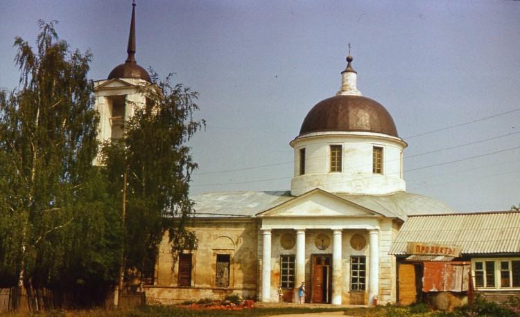 Церковь Покрова Пресвятой Богородицы, Буняково