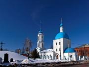 Церковь Благовещения Пресвятой Богородицы - Зарайск - Зарайский городской округ - Московская область