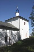 Церковь Николая Чудотворца на Труворовом городище - Изборск - Печорский район - Псковская область