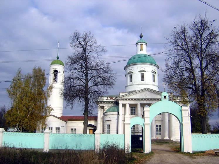 Церковь Троицы Живоначальной, Кондрово
