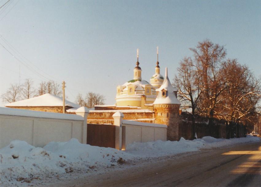 Аносин Борисоглебский монастырь, Аносино