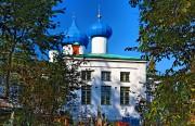 Мальской Рождественский монастырь. Собор Рождества Христова - Малы - Печорский район - Псковская область