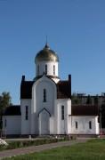 Церковь Александра Невского - Воронеж - Воронеж, город - Воронежская область