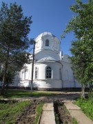 Церковь Спаса Преображения - Бронница - Новгородский район - Новгородская область