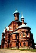 Церковь Николая Чудотворца и Георгия Победоносца - Смогири - Кардымовский район - Смоленская область