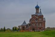 Смогири. Николая Чудотворца и Георгия Победоносца, церковь
