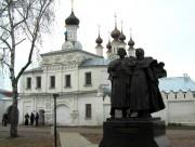 Благовещенский мужской монастырь - Муром - Муромский район и г. Муром - Владимирская область
