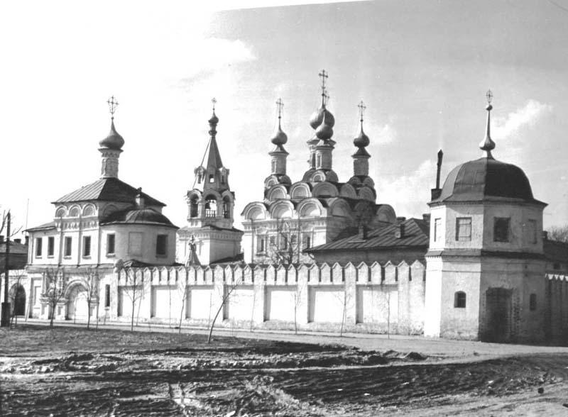Благовещенский мужской монастырь, Муром