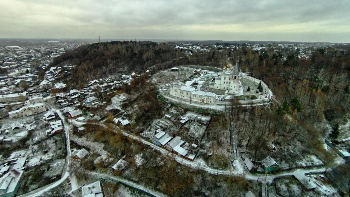 Николо-Троицкий монастырь-Гороховец-Гороховецкий район-Владимирская область