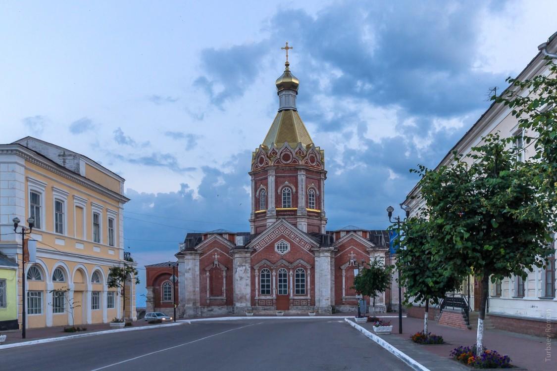 собор в касимове фото нескольких километрах приземлившегося
