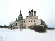 Церковь Воскресения Словущего (Воскресения Христова) - Исады - Спасский район - Рязанская область