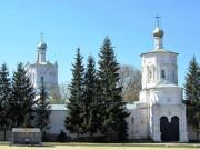 Рождество-Богородицкий монастырь - Солотча - Рязань, город - Рязанская область