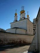 Спасо–Преображенский монастырь. Церковь Богоявления Господня - Рязань - Рязань, город - Рязанская область