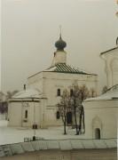 Спасо–Преображенский монастырь. Собор Спаса Преображения - Рязань - Рязань, город - Рязанская область