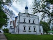 Рязань. Спасо–Преображенский монастырь. Собор Спаса Преображения