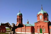 Церковь Рождества Пресвятой Богородицы - Монастырщино - Кимовский район - Тульская область