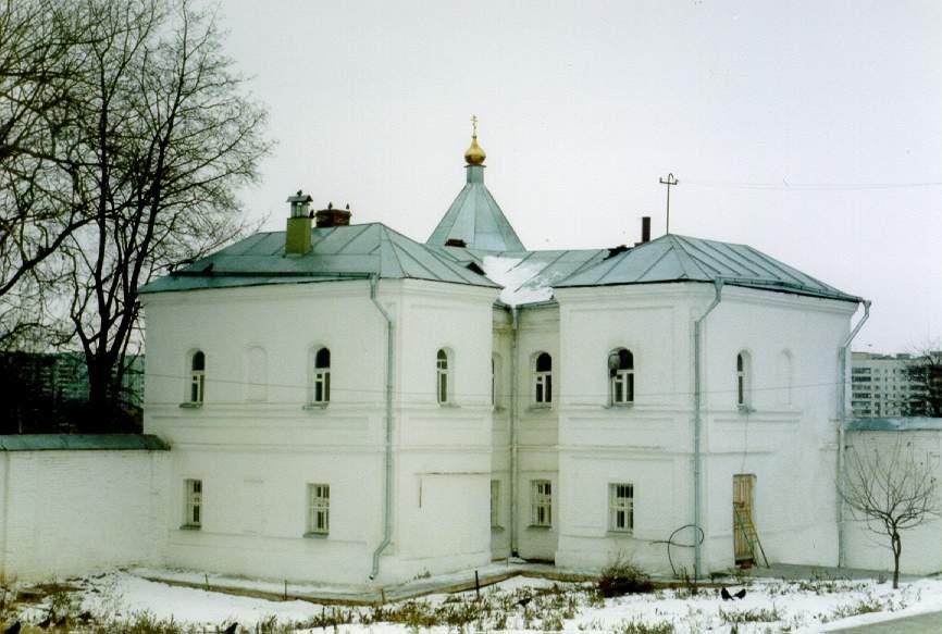 Тульская область, Тула, город, Тула. Богородичный Щегловский монастырь, фотография. дополнительная информация